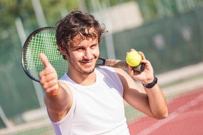 Adult Group Tennis Training in Queanbeyan / Canberra region